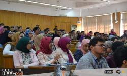 المؤتمر الطلابي للكهرباء والطاقة بعلوم الإسكندرية