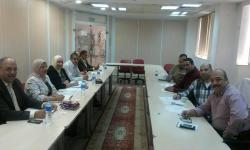 كلية العلوم تدرس الإعداد لمقترح دبلوم مهني بالتعاون مع أبو قير للأسمدة