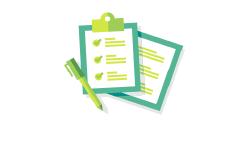 استبيان قياس رضا الطلاب عن اعمال التقويم والامتحانات